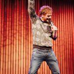 Comedian Sem van den Borne