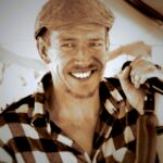 Zanger en entertainer Pieke leadzanger van Take Acoustic en All4love