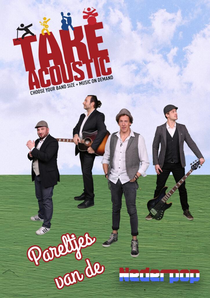 Poster Theatertour TAKEacoustic