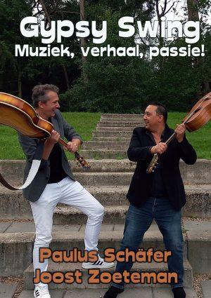 Poster Joost en Paulus