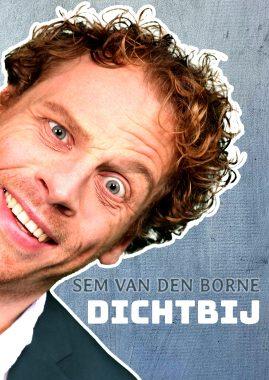Poster Dichtbij Sem van den Borne